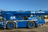 Ellis Crane Hire Takes On 2nd Liebherr Crane