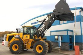 Ridgway Rentals Add New JCB 457 Wastemaster