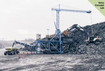 Carbon Emissions Reduced by 98% at Volvo Construction Equipment and Skanska's Electric Site