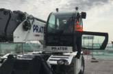 Prater Invests in Magni 6.30 Rotohandler for Flagship Manchester Airport Project