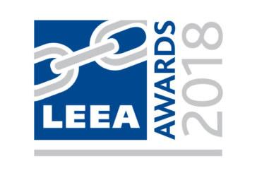Lifting Equipment Engineers Association Award Winners of 2018 Announced