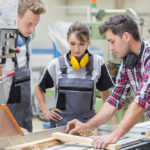 Attracting young persons into the construction plant sector