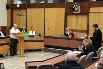 Mock Trial Helps Construction Team Master Health and Safety Challenges