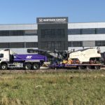Jet Plant takes delivery of 100th Wirtgen road planer