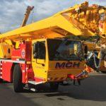 Millennium Crane Hire Purchases Fifth Liebherr Crane