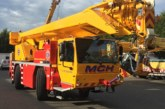 Millennium Crane Hire Purchases Fifth Liebherr Crane
