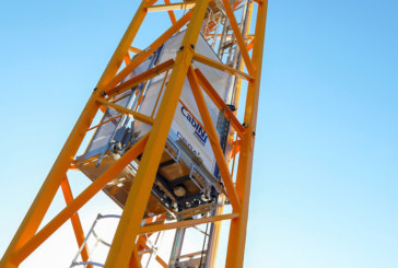 Manitowoc launches internal mast operator lift for Potain top slewing cranes