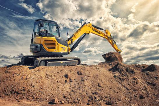 Yanmar CEE Launches ViO82 Midi-Excavator