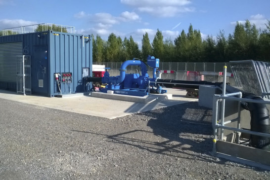 Sykes Pumps provides customised solution for Hinkley Point C Water management requirements
