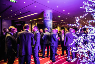 Everyone gets 'appy' at the Lighthouse Construction Industry's Charity lunch
