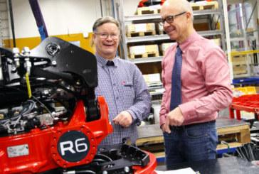 Rototilt expanding factory in Sweden