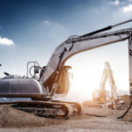 Excavator Sales as Construction Machinery 5.5x Higher than Sales as Forestry and Agricultural Equipment