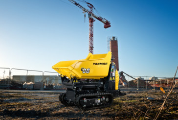 Yanmar to showcase latest range at the Executive Hire Show