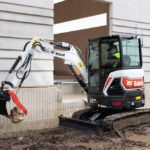 First UK R-Series E26 & E27z Excavators at KC Plant