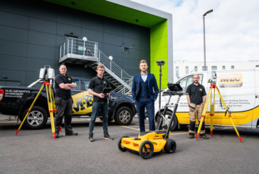 M-EC Enhances Geomatics Division with £250k Investment