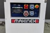Makinex to showcase new 2019 range at EHS