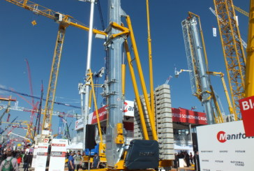 Manitowoc will unveil new cranes and lifting technologies at bauma 2019