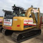 Fairfax fleet hits a milestone 1000 machines