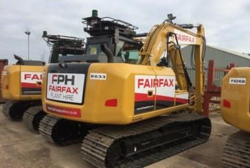 Fairfax fleet hits a milestone 1000 machines