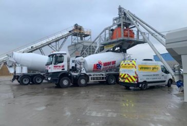 Mitcham Building Supplies invests £500k in new Utranazz concrete batching facility