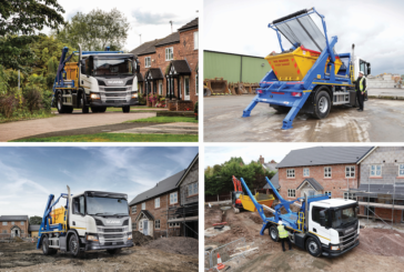 New Scania / Hyva skiploader launched