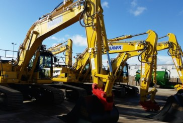 Euro Auctions announces dates for disposal sale of assets from Hawk Plant UK Limited