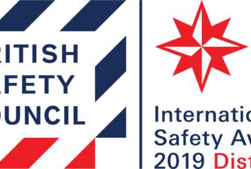 AFI achieves British Safety Council Distinction Award