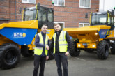 Thwaites Cabbed Dumpers Score 10 out of 10 with BCS Group