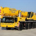Central Crane Hire (Hull) puts new Liebherr crane to work