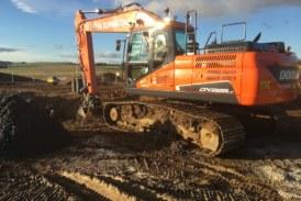 A&A Elphinstone Grows with Doosan & Bobcat Excavators