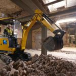 JCB unveils suite of new products at the Executive Hire Show 2019