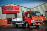 FUSO Canter is loads better for CRS Building Supplies