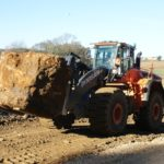 Quarrying Equipment   Doosan DL580-5 wheel loader