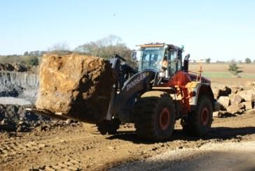 Quarrying Equipment | Doosan DL580-5 wheel loader