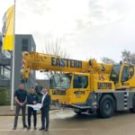 Eastern Crane Hire doubles up on Liebherr cranes
