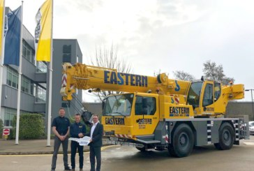 Eastern Crane Hire doubles up on Liebherr cranes