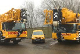 Horizon reinforces crane fleet with new Liebherr LTM 1200-5.1