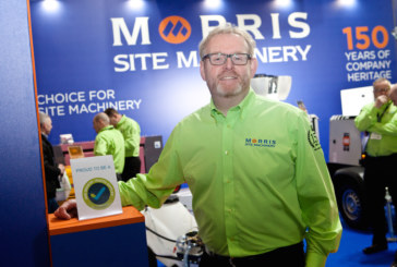 Morris Site Machinery recognised as trusted supplier
