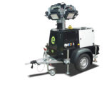 Site Lighting | Bright ideas from SMC and Morris Site Machinery