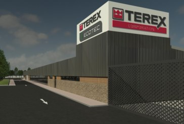 Terex Announces New £12m Manufacturing Facility in Northern Ireland