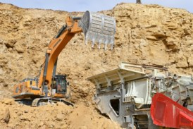 Quarrying Equipment | Wentvalley Aggregates & Recycling