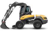 Mecalac announces UK roll-out of excavator portfolio