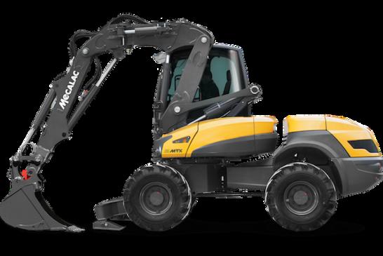 Mecalac announces UK roll-out of excavator portfolio