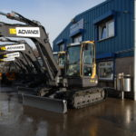 Another Volvo package for Advance Construction Scotland