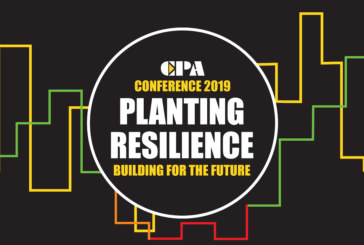 CPA announce theme of 2019 conference: 'Planting Resilience: Building for the Future'