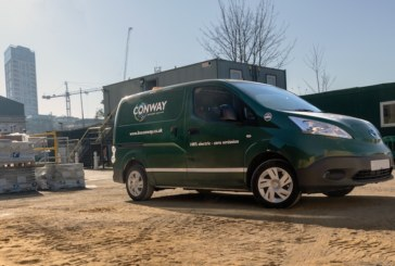 Conway tackles the problem of quiet electric fleets