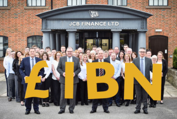 JCB Finance reaches £1 billion in funding