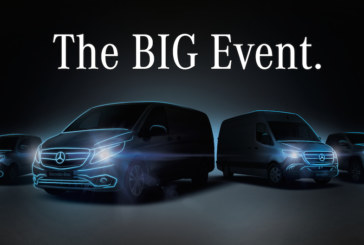Mercedes-Benz Vans launches 'Big Event' for most competitive promotion to date