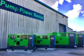 Pump Power Rental reinvests in Atlas Copco generators and dewatering pumps