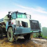Terex Trucks' updated TA300 makes international trade show debut at bauma 2019